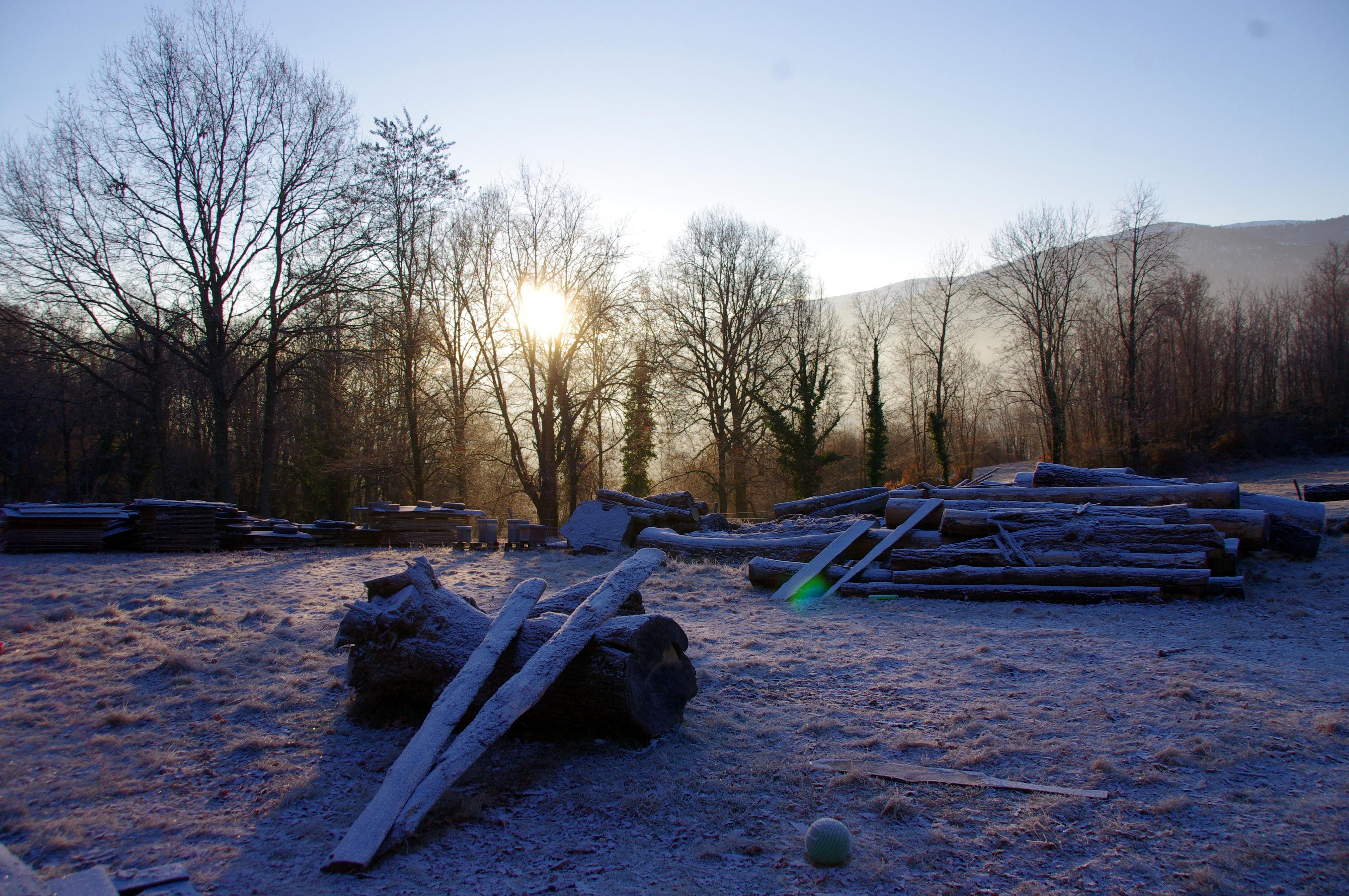 Janvier en Ariège
