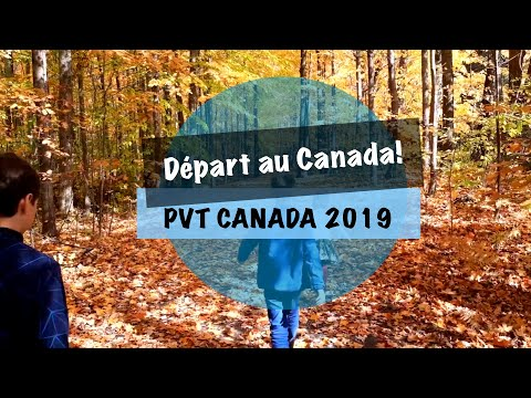VLOG #5 – PVT CANADA 2019 – Notre première semaine au canada